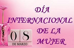 Manifiesto 8 de Marzo, Día Internacional de las Mujeres