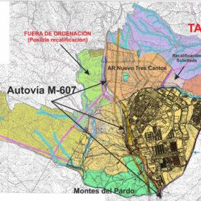 Ciudadanos (Cs) Tres Cantos presenta las conclusiones y recomendaciones de la Comisión de Investigación sobre el Tagarral